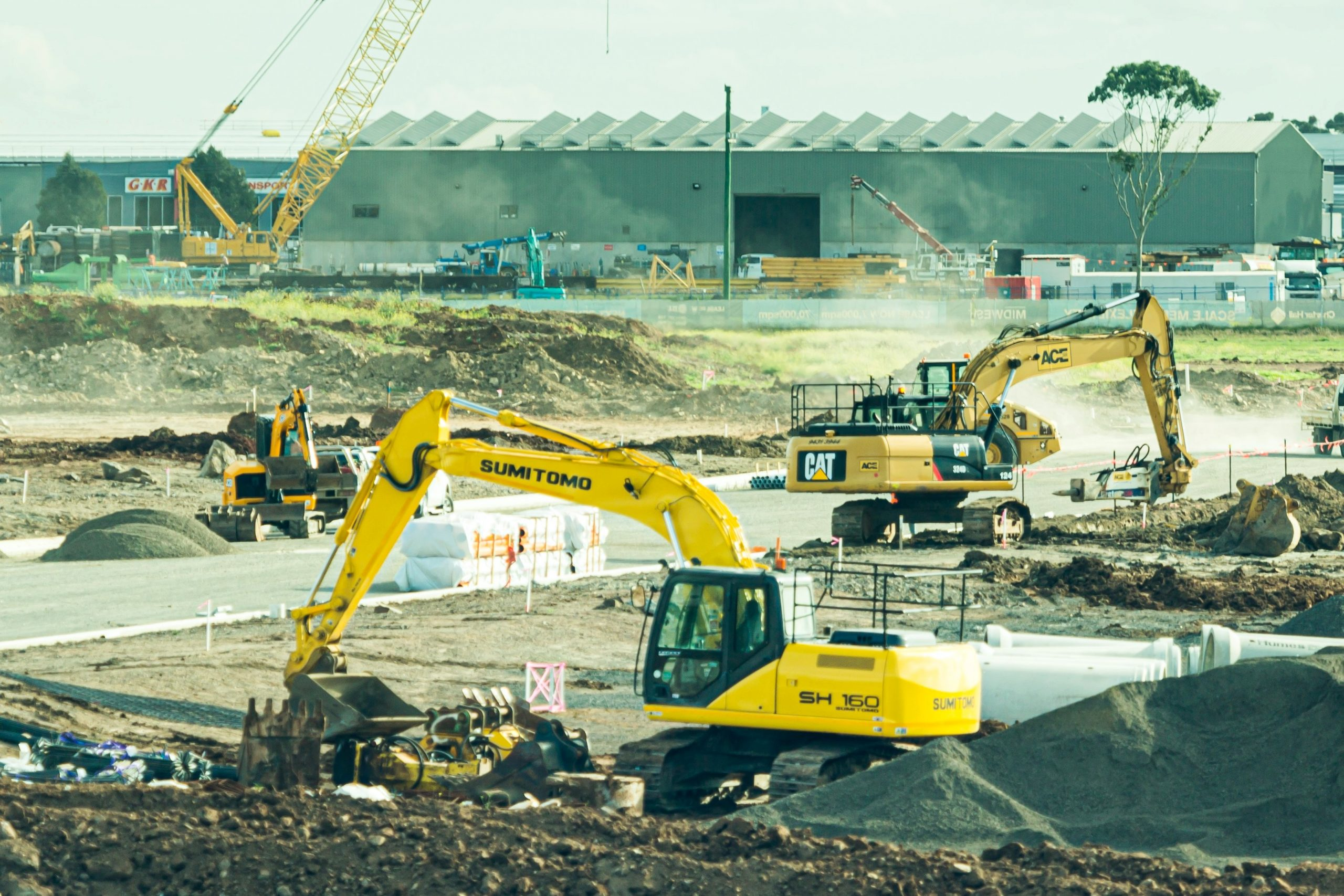 Civils and Earthworks
